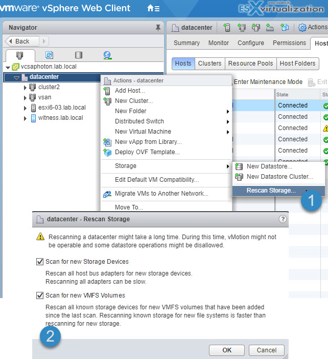 VCP6 5-DCV Objective 3 1 - Manage vSphere Integration with Physical