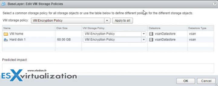 VCP6.5-DCV enryption policy