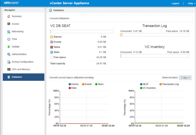 VMware vSphere 6.5 - VCSA 6.5 User Management Interface