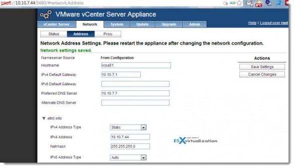 VMware How to install vCenter Server Virtual Appliance (vCSA)