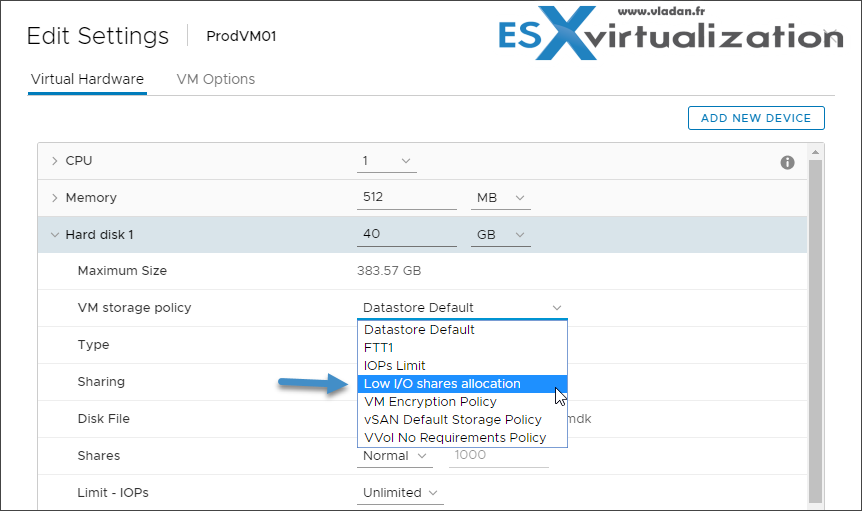 VCP6 7-DCV Objective 1 4 - Differentiate between NIOC and SIOC   ESX