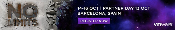 VMWORLD Europe - Barcelona