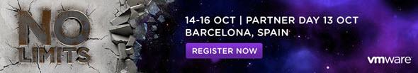 VMWORLD Europe - Barcelona