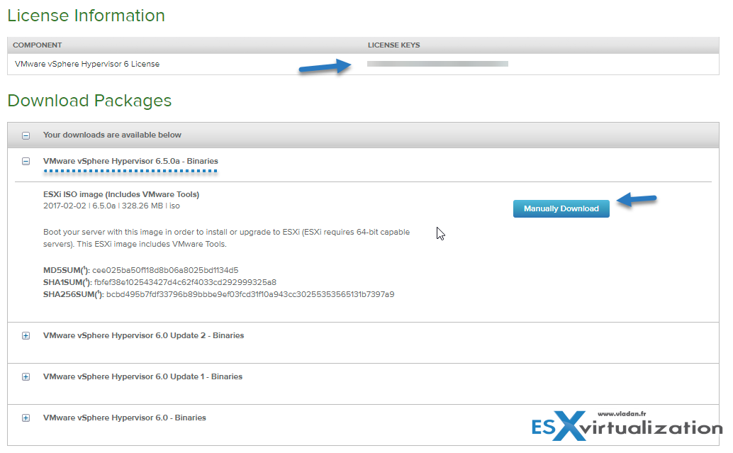 How-to Apply VMware Free License to VMware ESXi | ESX Virtualization