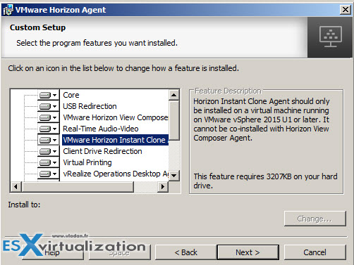 Horizon 7 1 New Features and Enhancements | ESX Virtualization