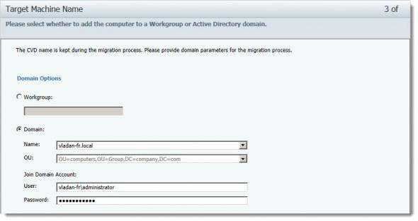 VMware Mirage - Migration to Windows 7