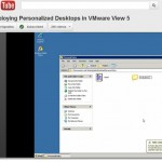 How-to Deploy Personalized Desktops in VMware View 5 – video