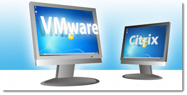 VMware View 5 outpeforms Citrix XenDesktop 5 5 in this