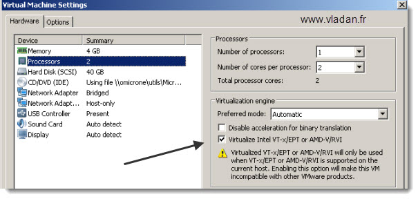 How to install Hyper-V in VMware Workstation | ESX Virtualization