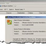 VMware vSphere Converter Standalone 5 goes public beta