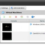 VMware vCloud Director User Interface at Stratogen - ESX Virtualization - vLadan.fr