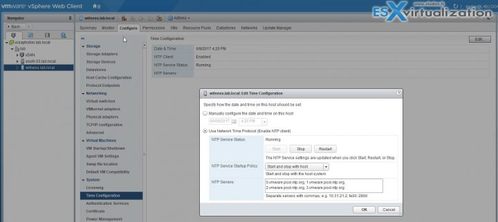 VMware vSAN checks