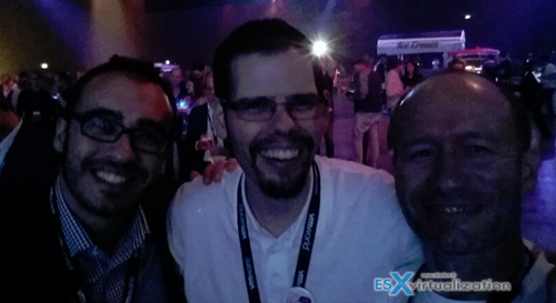 VMworld Barcelona 2016 - Party