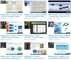 VMworldTV - 11 free VMworld Sessions