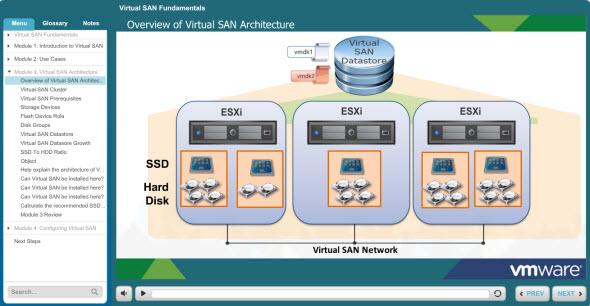 VMware VSAN Fundamentals