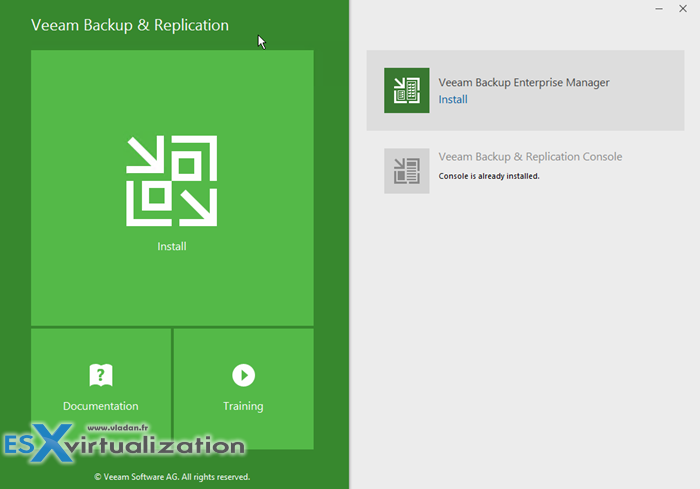 veeam backup and replication serial
