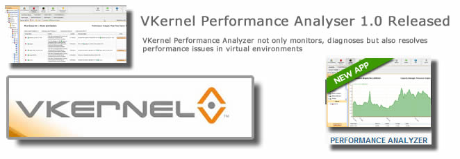 New product from Vkernel – Performance Analyser 1.0