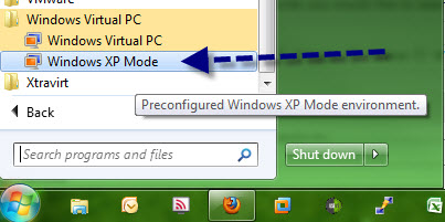 Windows xp mode home premium download