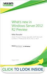 Windows Server 2012 R2 - What's New?