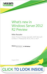 Windows Server 2012 R2 - What's New?