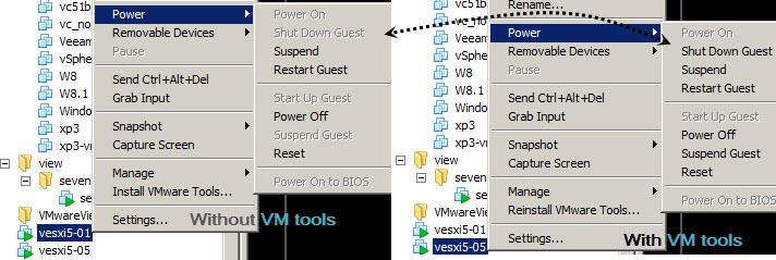 Vmware Tools Initiated Shutdown