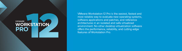 VMware Workstation 12 Trial