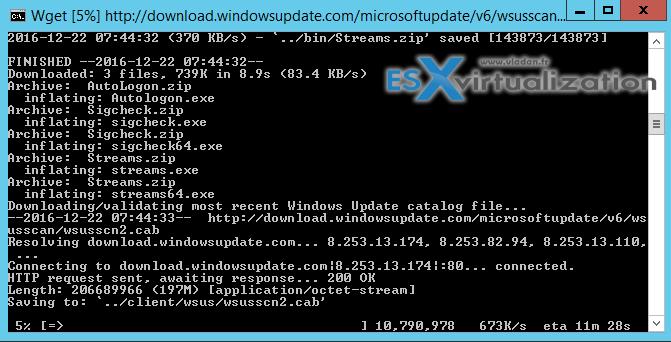 WSUS Offline Update Free Tool