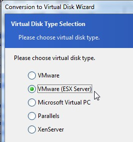 Vmware Converter The Source Parameters Are Invalid