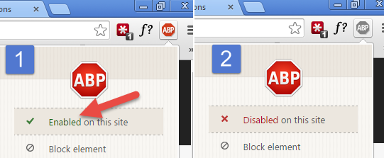 how to whitelist vladan fr domain on adblockplus esx virtualization