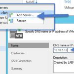 How-to Restore vCenter Server VM with Veeam Instant Recovery