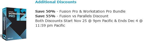 VMware Black Friday Discounts !!!