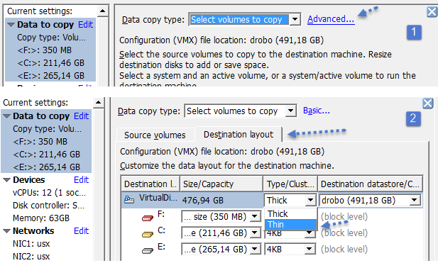 VCP6-DCV Objective 8 3 - Consolidate Physical Workloads