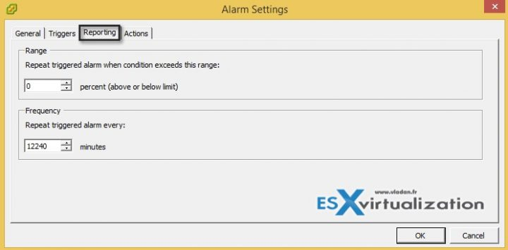 How-to create vCenter alarm to notify you about VMs with snapshots