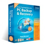Backup and DR with Acronis True Image Home 2010