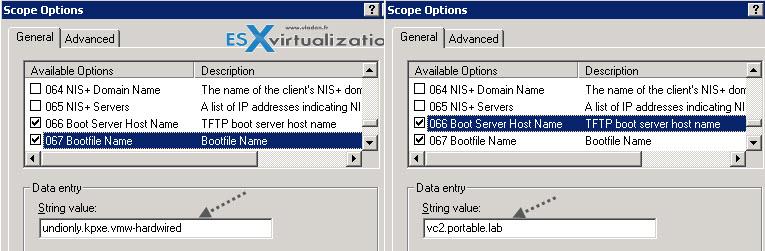 VCP6 5-DCV Objective 8 1 - Configure Auto Deploy for ESXi