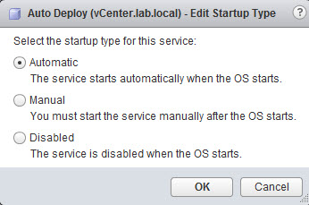 VMware vSphere - Deploy ESXi Hosts Using Autodeploy