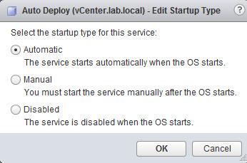 VMware vSphere - Deploy ESXi Hosts Using Autodeploy