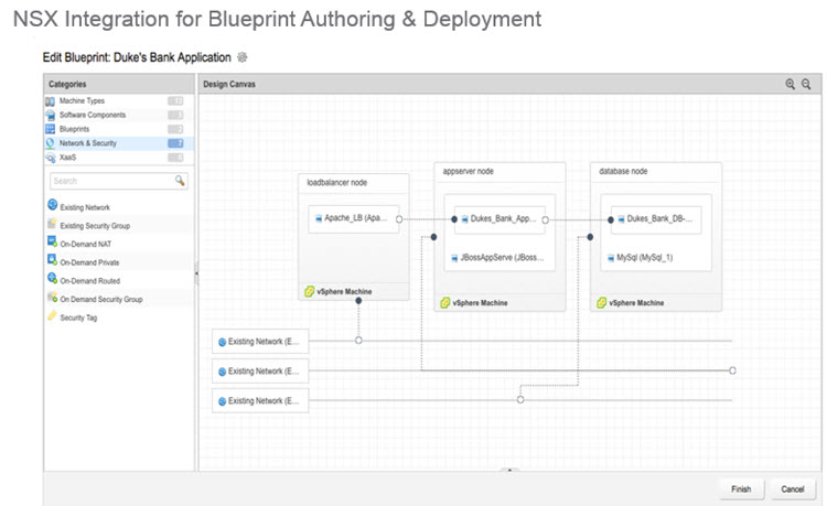 Vrealize automation 70 released esx virtualization nsx integration into vra 7 malvernweather Image collections