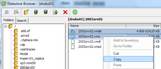 ESXi Free Version - 3 Ways to Clone a VM | ESX Virtualization