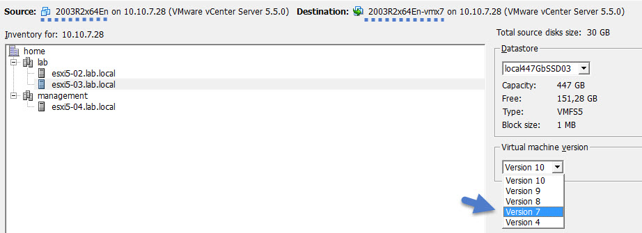 ESXi 6 0 Downgrade Options - lab time | ESX Virtualization