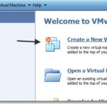 Create New Virtual Machine with VMware Player