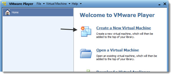 create virtual machine How to Install The Latest Ubuntu Desktop With Free VMware Player