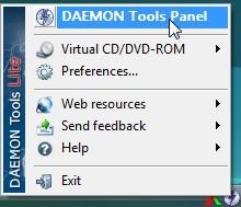 Daemon Tools Lite