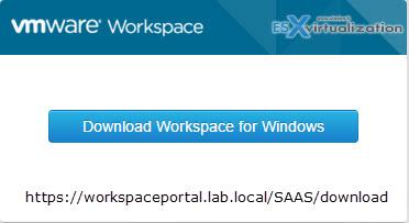 Workspace Client Download