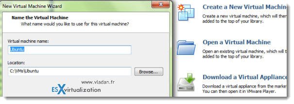 easy install3 How to Install The Latest Ubuntu Desktop With Free VMware Player