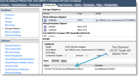 how to add iscsi storage to esxi cluster