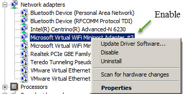 Virtual Router for Windows - Free for W8, W7 or W2008 R2   ESX