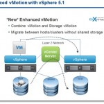 VMware Enhanced vMotion – New in vSphere 5.1