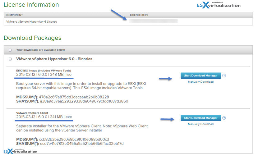 ESXi Free Version License Number - How to get it and apply it