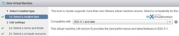 Virtual Hardware versinon 9